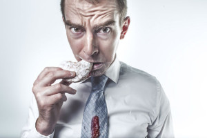 Stress leads to sugar cravings and mood swings