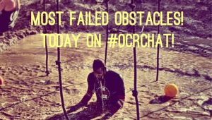 Most Failed Obstacles - #OCRChat